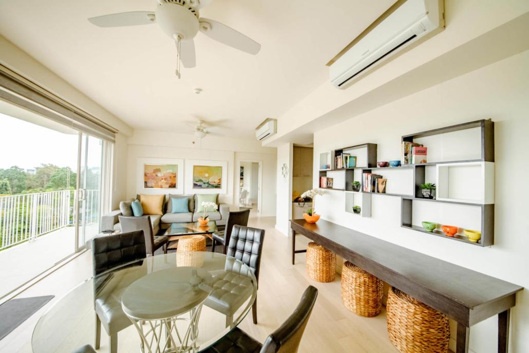 32 Sanson | Natural Light Cozy Living Room