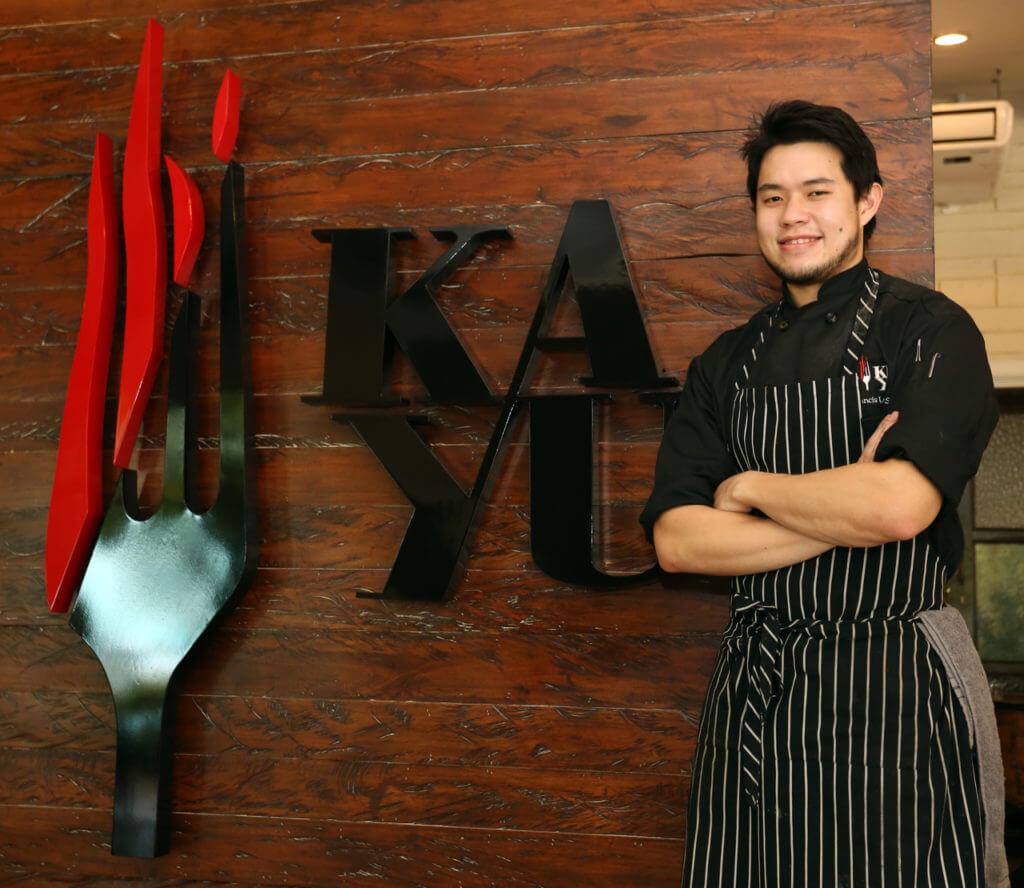 """Chef Francis """"Izzy"""" Sy"""