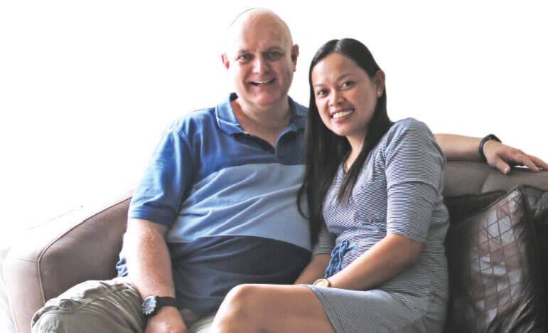 Karynn and Mark Orchard