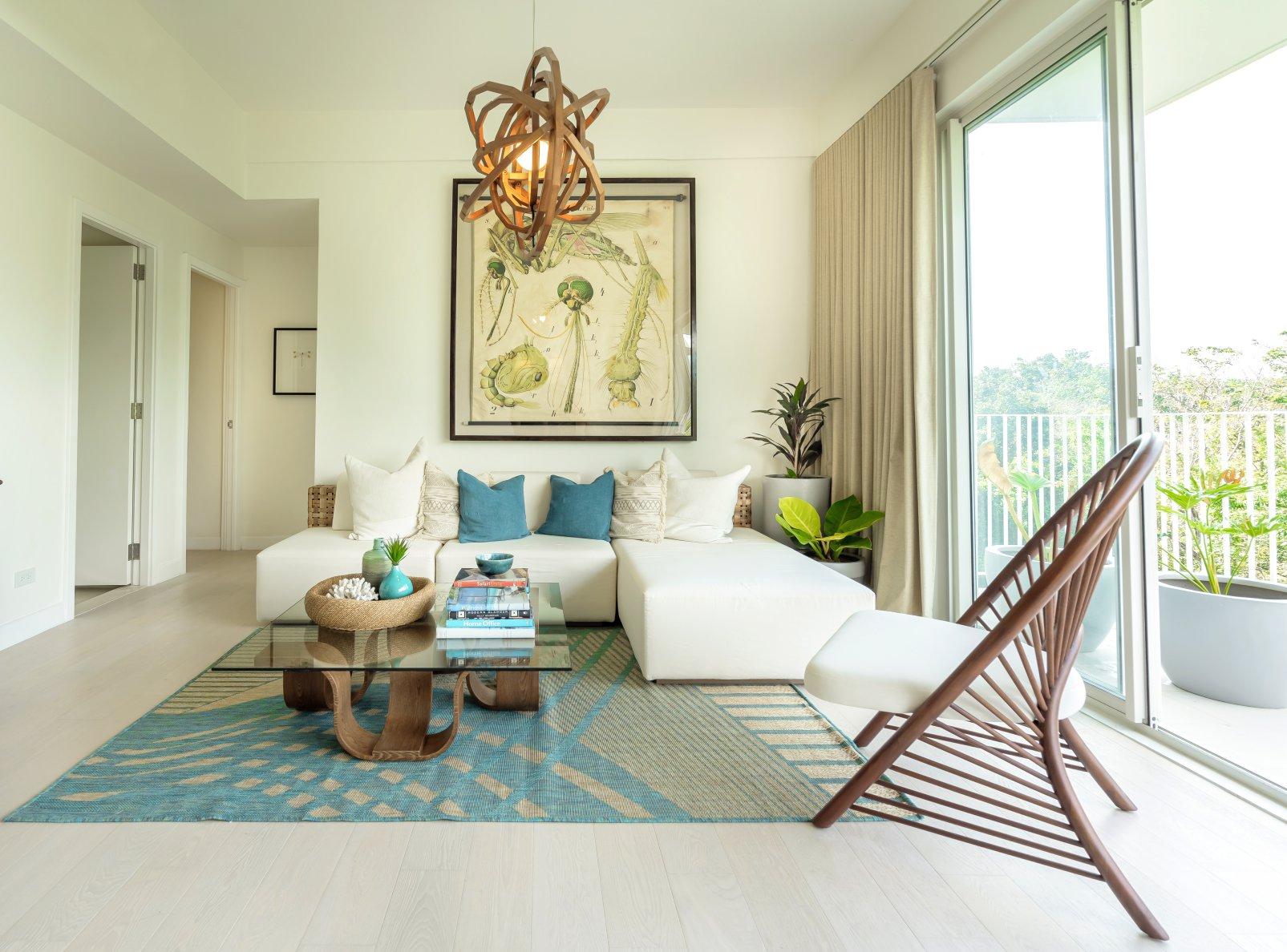 32 Sanson | Vito Selma Living Room