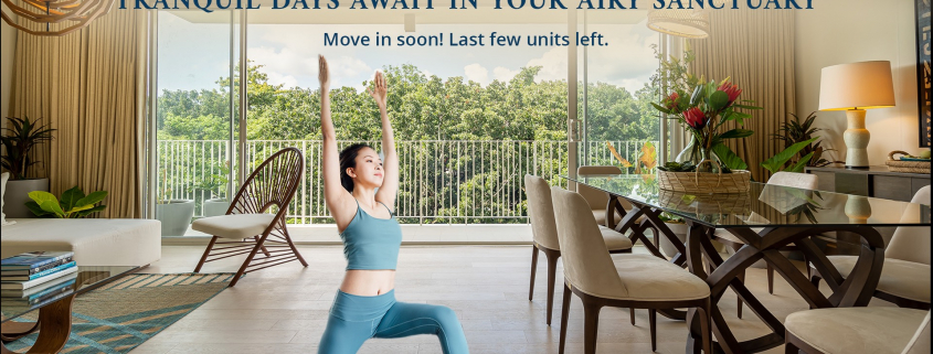 32 Sanson   balcony indoor yoga