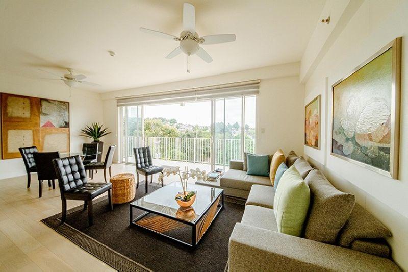 32 Sanson | indoor chairs balcony